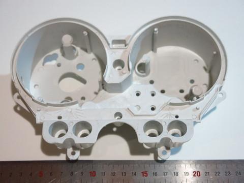 Корпус приборной панели  (белая часть) Honda CB 400