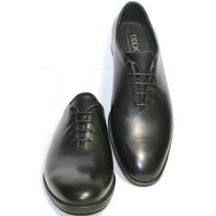 Обувь под классические брюки мужские Ikos 006-1 Black