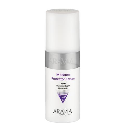 Крем увлажняющий защитный Moisture Protector Cream,ARAVIA Professional,150 мл