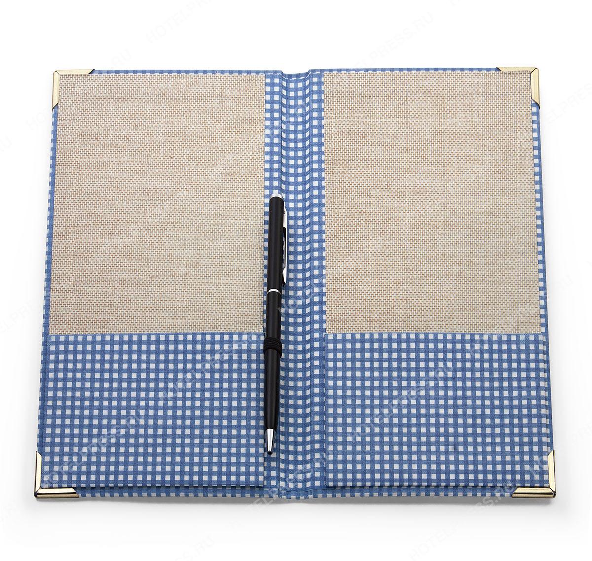 Папка счет из ткани для Paulaner