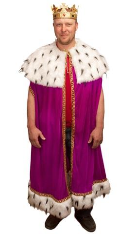 Костюм Король взрослый