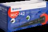 Микрофон беспроводной Defender MIC-142 черный, радио 87-92 МГц