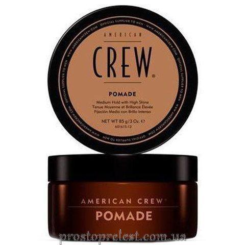 American Crew Classic Pomade - Помада для стайлінгу