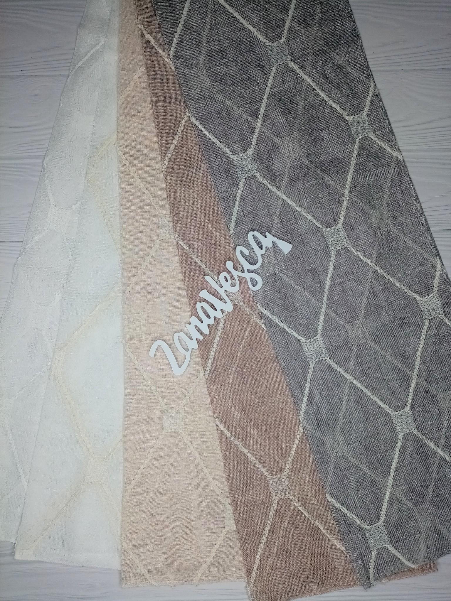 Батист с вышивкой DIAMOND