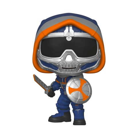 Фигурка Funko POP! Bobble: Marvel: Black Widow: Taskmaster w/shield