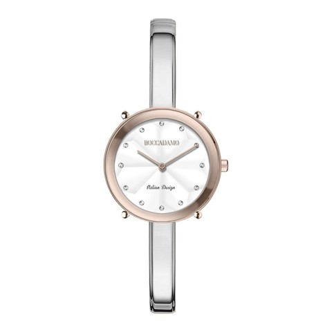 Часы Loving Silver Rosegold LO002 BW/S