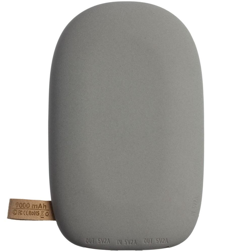 Stone Wireless Power Bank 9000 mAh, grey