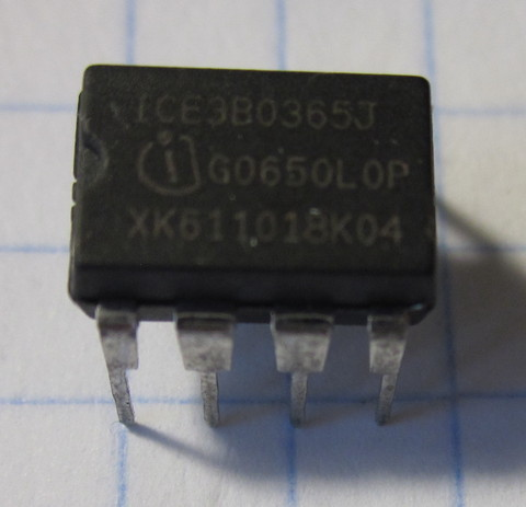ICE3B0365J DIP-8
