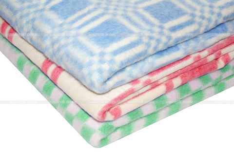 Одеяло байковое (112х90) ZP-AVOF-1ЕТР