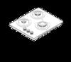 Варочная панель Schaub Lorenz SLK GW4520