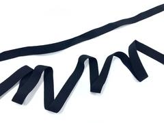 Бейка отделочная черная 15 мм Lauma