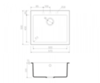 Схема Omoikiri Bosen 57-DC