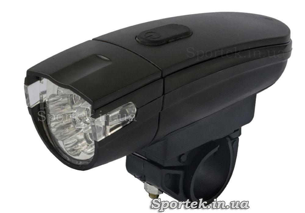 Передній трьохрежимний велосипедний ліхтар (KK-800)