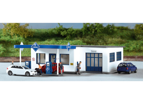 Автозаправочная станция компании
