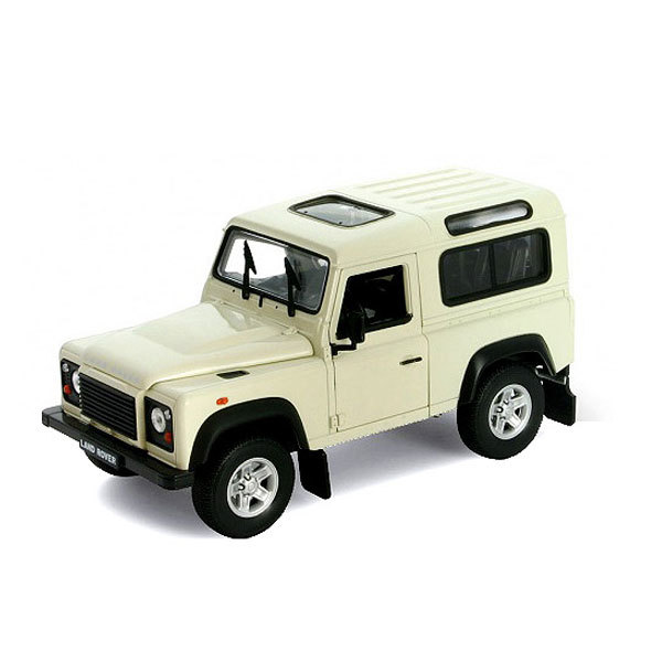 Машинка-игрушка LAND ROVER DEFENDER 1:24