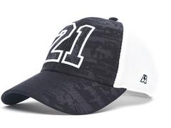 Бейсболка № 21 темно-синяя (размер M)