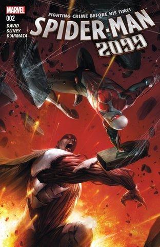 Spider-Man 2099 #2