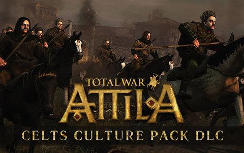Total War : Attila - Celts Culture Pack DLC (для ПК, цифровой ключ)