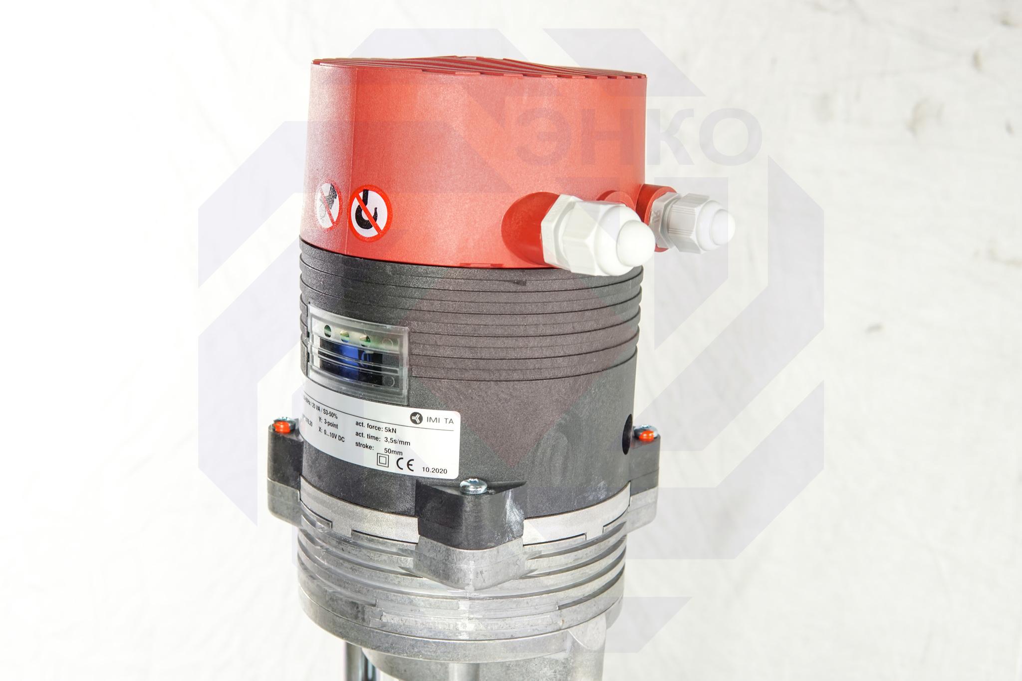 Электропривод IMI TA-MC500.
