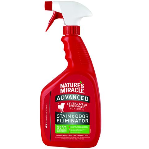 ENM97016  Уничтожитель пятен и запахов с усиленной формулой для собак, спрей, 946мл