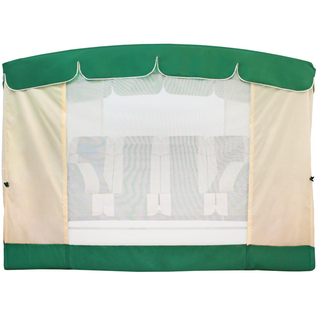 Эдем Люкс зеленый-1 сетка