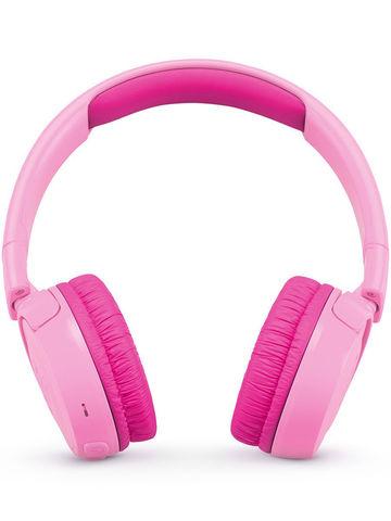 JBL / Детские беспроводные наушники с ограничением громкости | розовые bluetooth