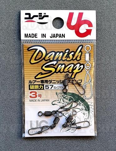 Застежка UG Danish Snap DS