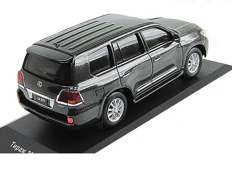 Коллекционная модель LEXUS LX570 2010.