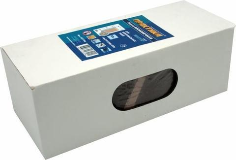Лента шлифовальная ПРАКТИКА  75 х 533 мм   P80 (10шт.) коробка