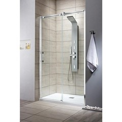 Душевая дверь  Radaway Espera DWJ R  100x195 см. правая, профиль хром, стекло прозрачное 380110-01R