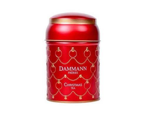 Чай черный рождественский Dammann Cristmas Tea Rouge, 100 г
