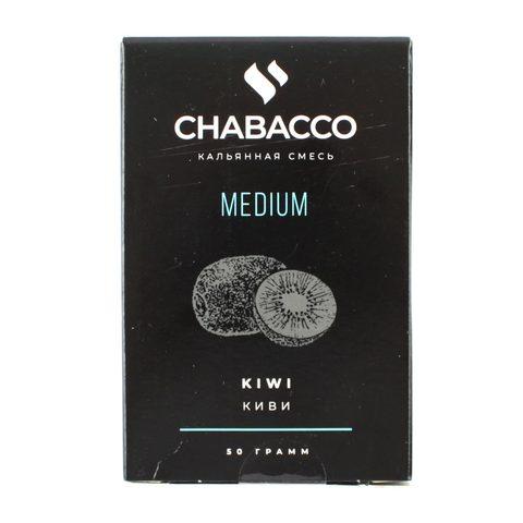 Кальянная смесь Chabacco Medium 50 гр Kiwi