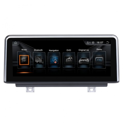 Монитор для BMW 1 F20/F21 (11-16)/ BMW 2 F22(14-17) Android 10 4/64GB IPS  модель CB-8211TC