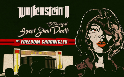 Wolfenstein II: The Diaries of Agent Silent Death (DLC 2) (для ПК, цифровой ключ)