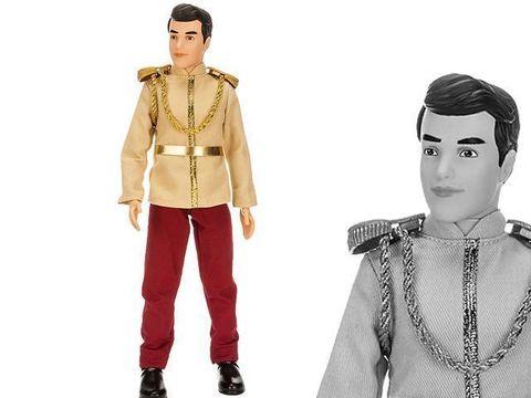 Кукла Принц Чарминг, Дисней в интернет-магазине
