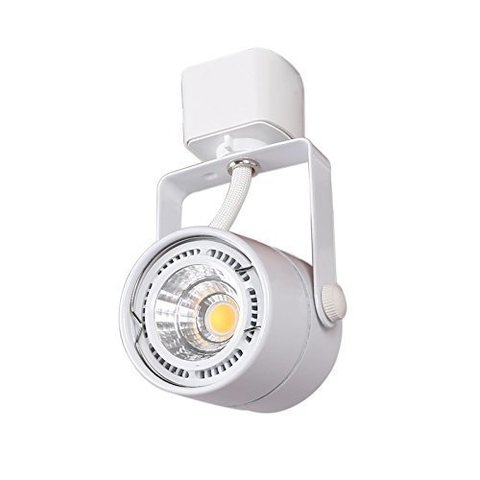 Круглый трековый светильник под лампу MR16 GU5.3