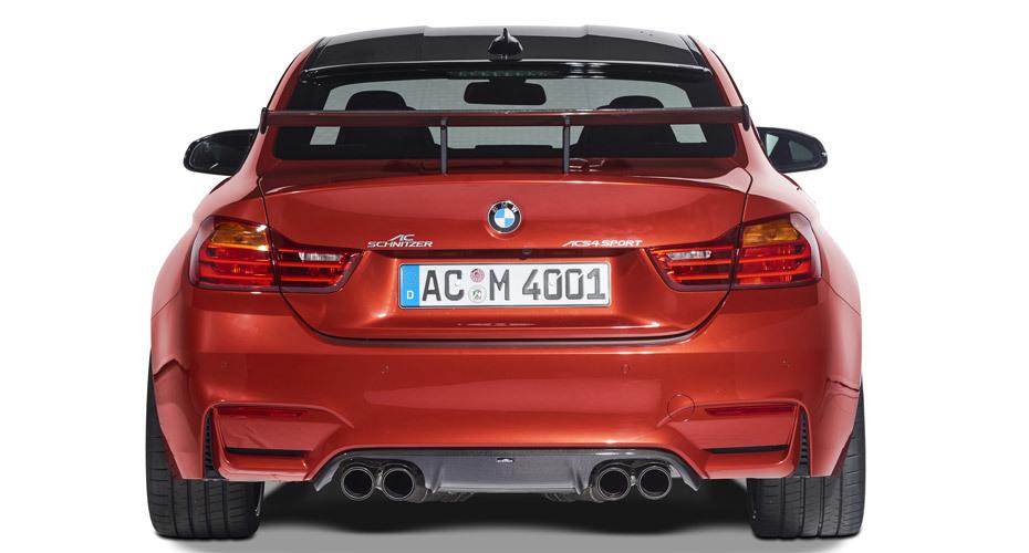 Обвес AC Schnitzer для BMW M4 F82