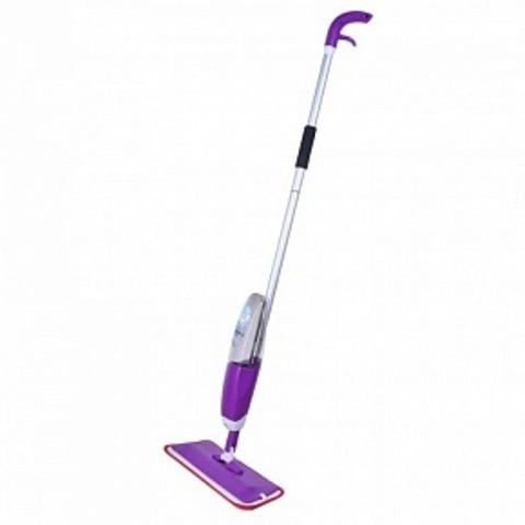Швабра с распылителем Healthy Spray mop фиолетовая