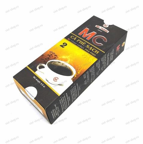 Вьетнамский молотый кофе Me Trang MC2 (standart), 250 гр.