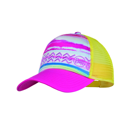 Кепка Buff Trucker Cap Kids Elytra Multi (US:one size)