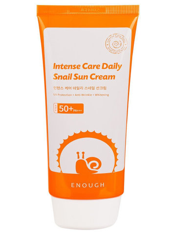 Enough Intensive Care Daily Snail Sun Cream SPF 50+