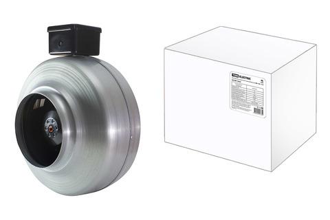 Вентилятор канальный центробежный ВК-125, TDM