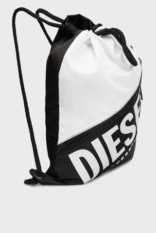 Мужской черный рюкзак Diesel
