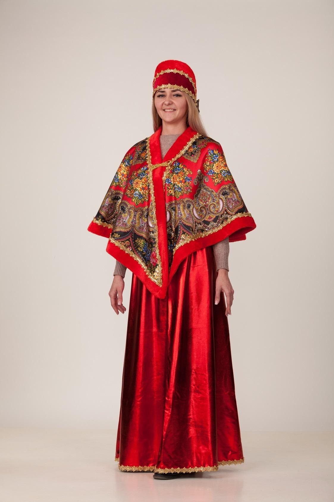 Карнавальный костюм взрослый Масленица