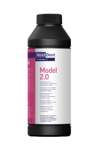 Фотополимер NextDent Model 2.0