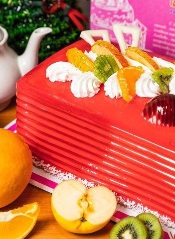 Торт №3 Фруктовый