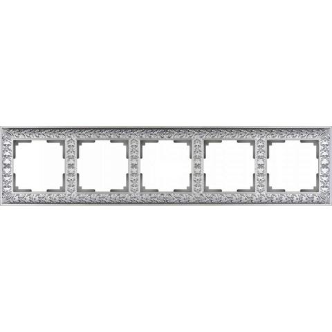 Werkel Рамка W0051521 (WL07-Frame-05) жемчужный