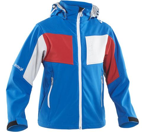 Лыжная куртка 8848 Altitude - Pipestone Junior Softshell детская