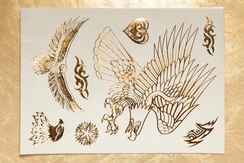 Флеш тату / Flash Tattoo №SD-8004 купить за 180руб