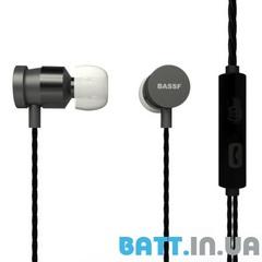 Гарнитура вакуумная BASSF CX-300U black